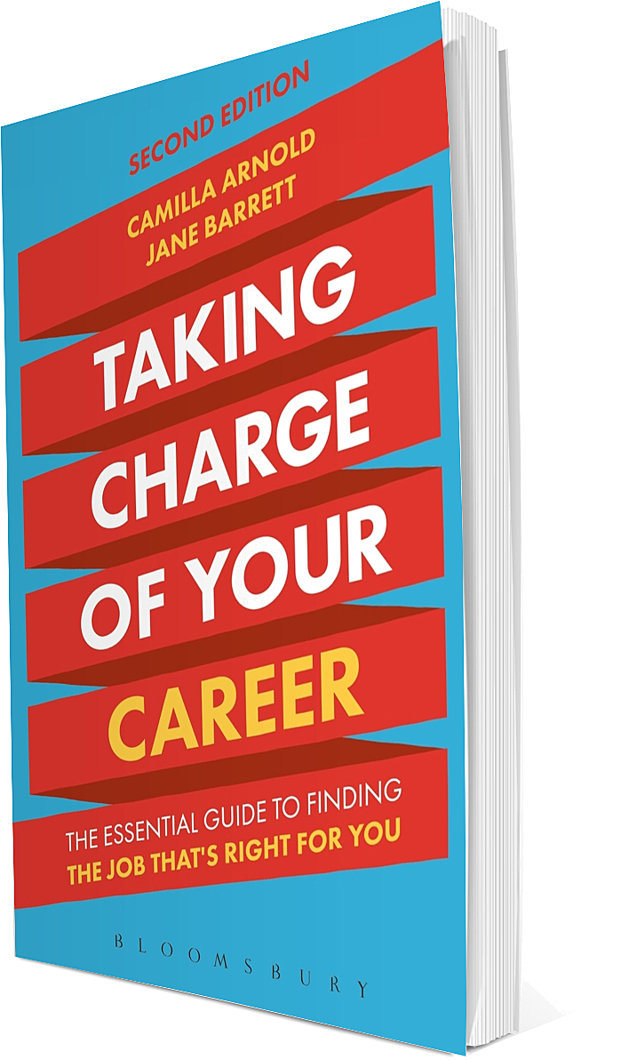 Taking Charge of Your Career - by Jane Barrett & Camilla ArnoldY