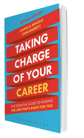 Taking charge of your career - by Jane Barrett & Camilla Arnold